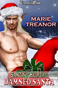 Damned Santa by Marie Treanor