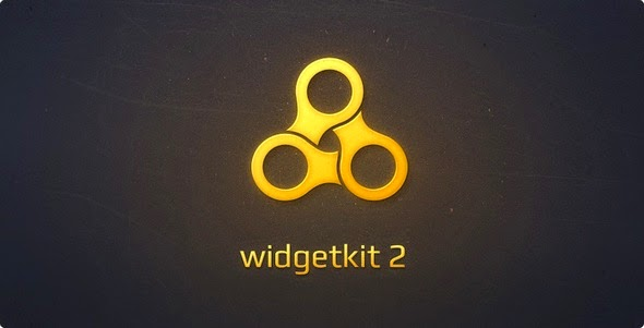 Widgetkit 2 - YOOtheme Toolkit for WordPress