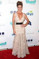 Charisma Carpenter shows off her impressive top on the red carpet
