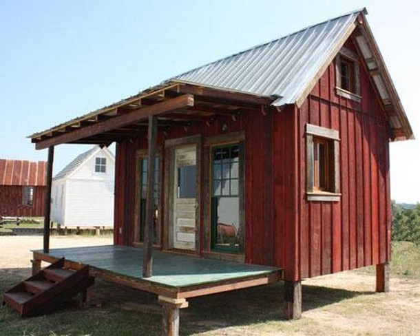 Smallest Homes In The World 100knot