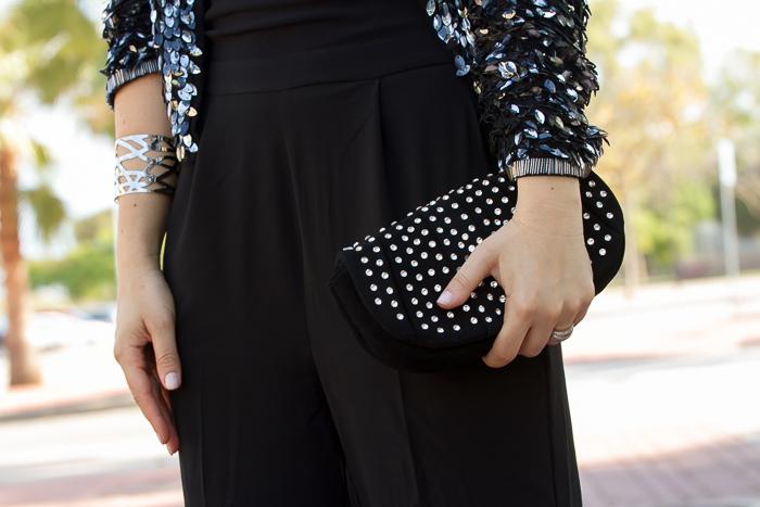 Accesorios blogger de moda look fiesta