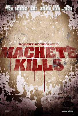 Machete 2 movie written and directed by Robert Rodriguez.