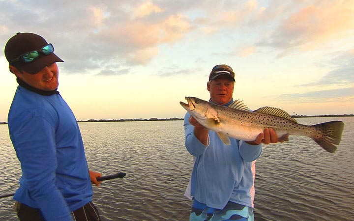March Titusville Indian River Redfish Fishing Report with Capt. Tyler Vollmer