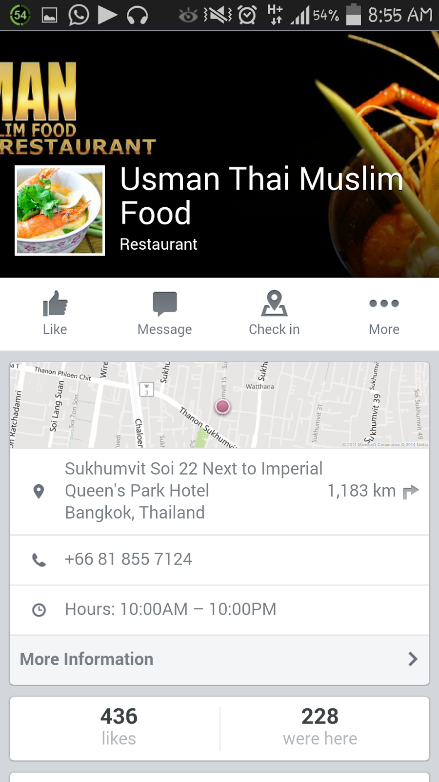 Bell the door halal food in the heart of bangkok city for 5 star thai cuisine union city