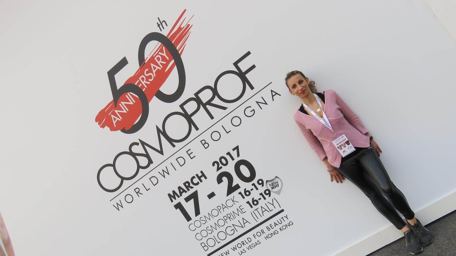 Blogger Ufficiale - Cosmoprof 2017