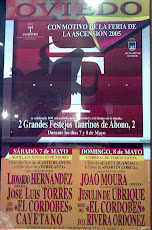 CARTEL ASCENSION OVIEDO 2005