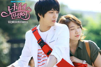 Lirik dan Terjemahan Park Shin Hye - The Day We Fall in Love