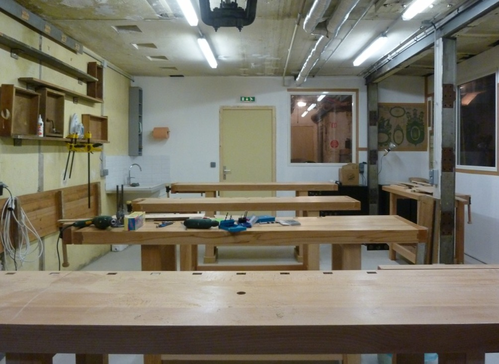 L 39 etablisienne valy 39 s blog - Atelier bricolage paris ...
