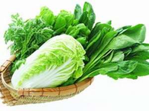 Món ăn ngon với rau xanh giúp cải thiện chất lượng tình dục