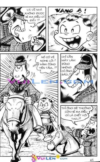 Thần Đồng Đất Việt chap 12