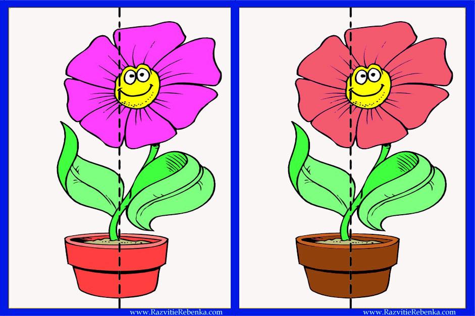 Картинки для самых маленьких детей цветные - 6