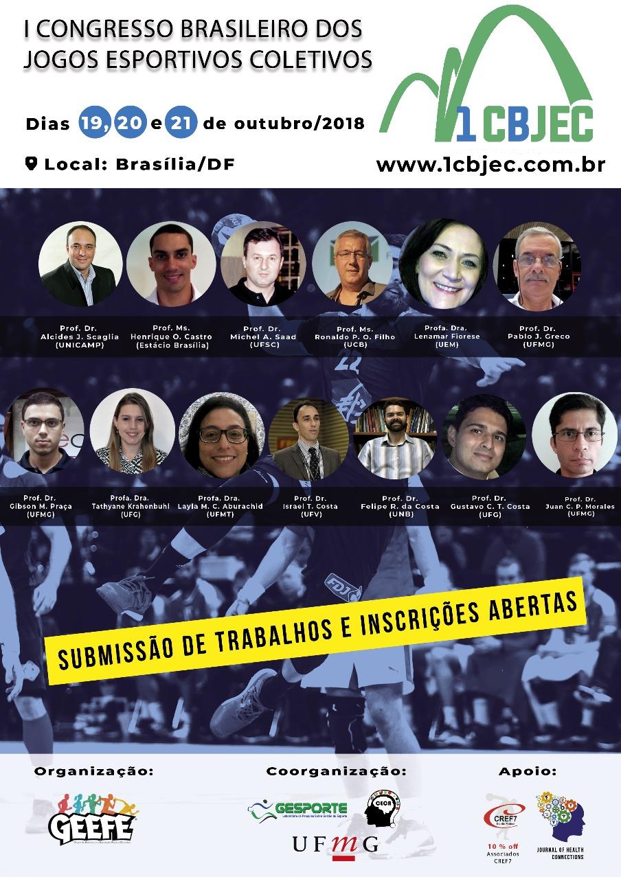 Congresso Brasileiro dos Jogos Esportivos Coletivos (I CBJEC)