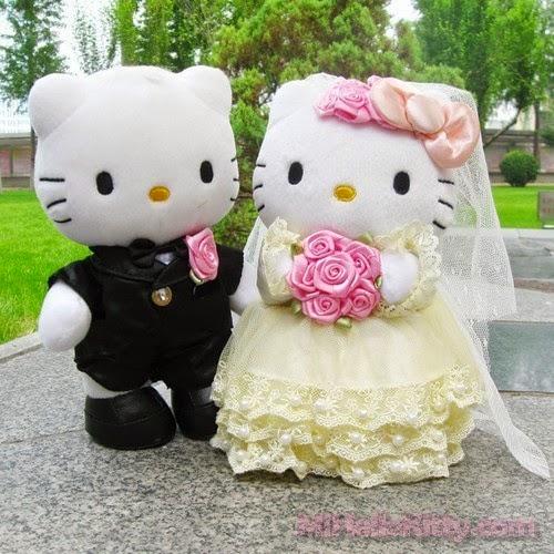 Tips de un coordinador de bodas: Los Peluches de Boda de Hello Kitty