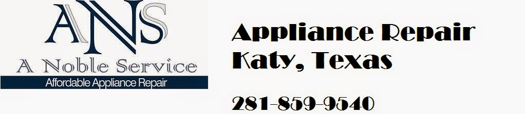 Katy Appliance Repair Services