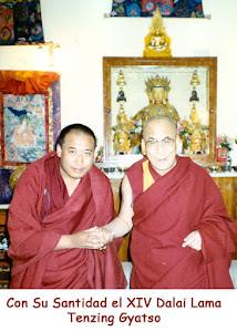 Traductor de S.S. Dalai Lama