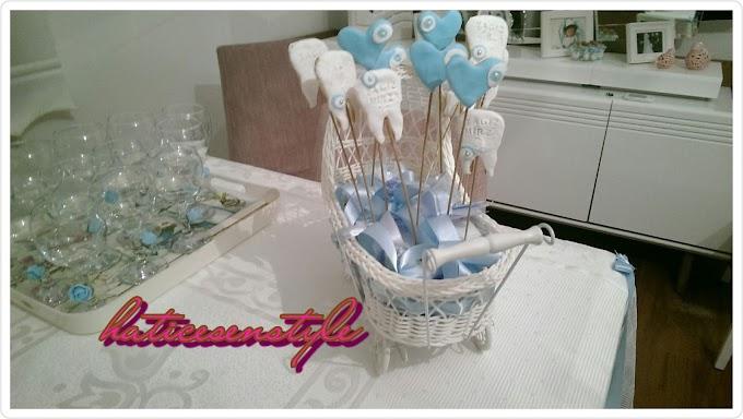Şeker Hamurundan Diş Kurabiyeleri :)