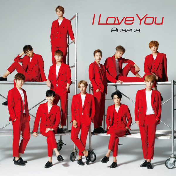 [Single] A-Peace – I Love You (2016.08.24/MP3/RAR)