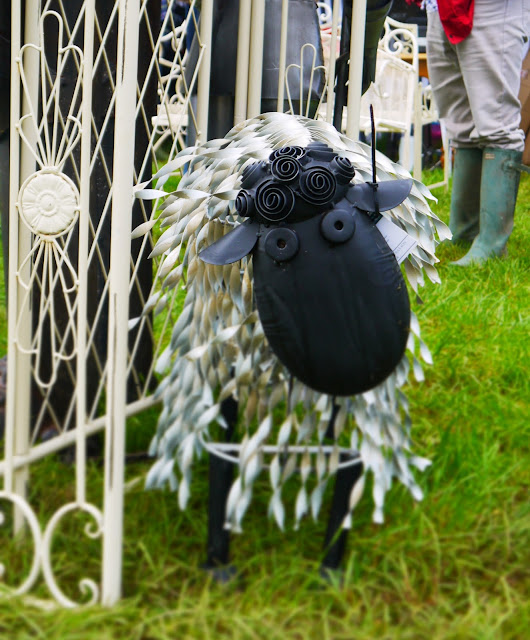 Metalwork Sheep