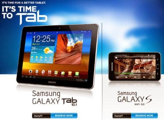 spesifikasi Samsung Galaxy Tab S 10.5