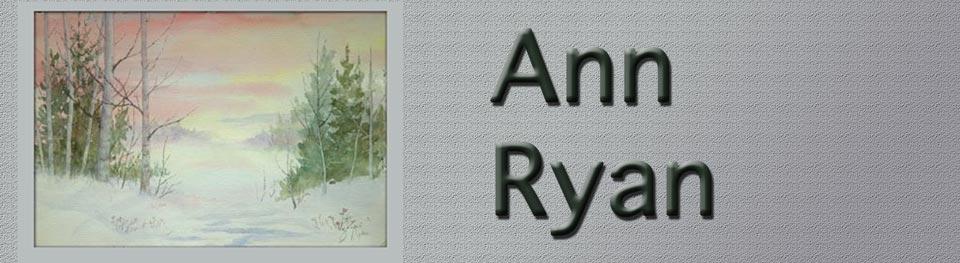 Ann Ryan, Artist