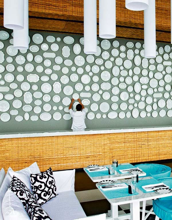 Restaurantes para comer con los ojos: La Sirena  {Stylish Restaurants: La Sirena}