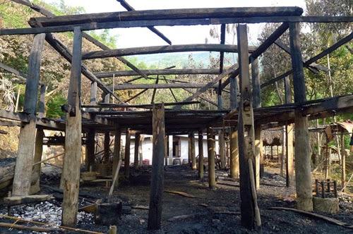 Khởi tố vụ cháy nhà Lang cuối cùng của người Mường