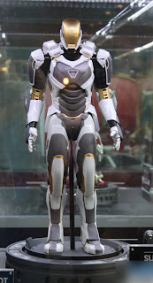Play Imaginative Super Alloy 1/4 Scale Figure - Iron Man 3 - Gemini Armor