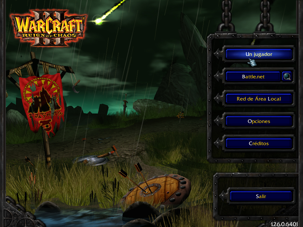 Craft iii: reign of chaos patch has brought us nine new playable maps and improvements in the multiplayer online mode