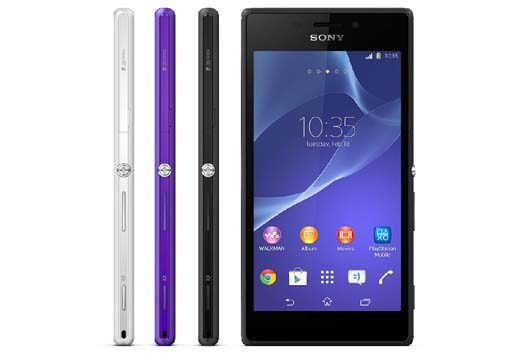 Harga Sony Xperia M2 Terbaru dan Spesifikasi Quad Core 1.2 GHz