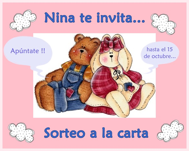 SORTEO EN NINA