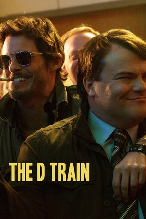 Poster The D Train 2015