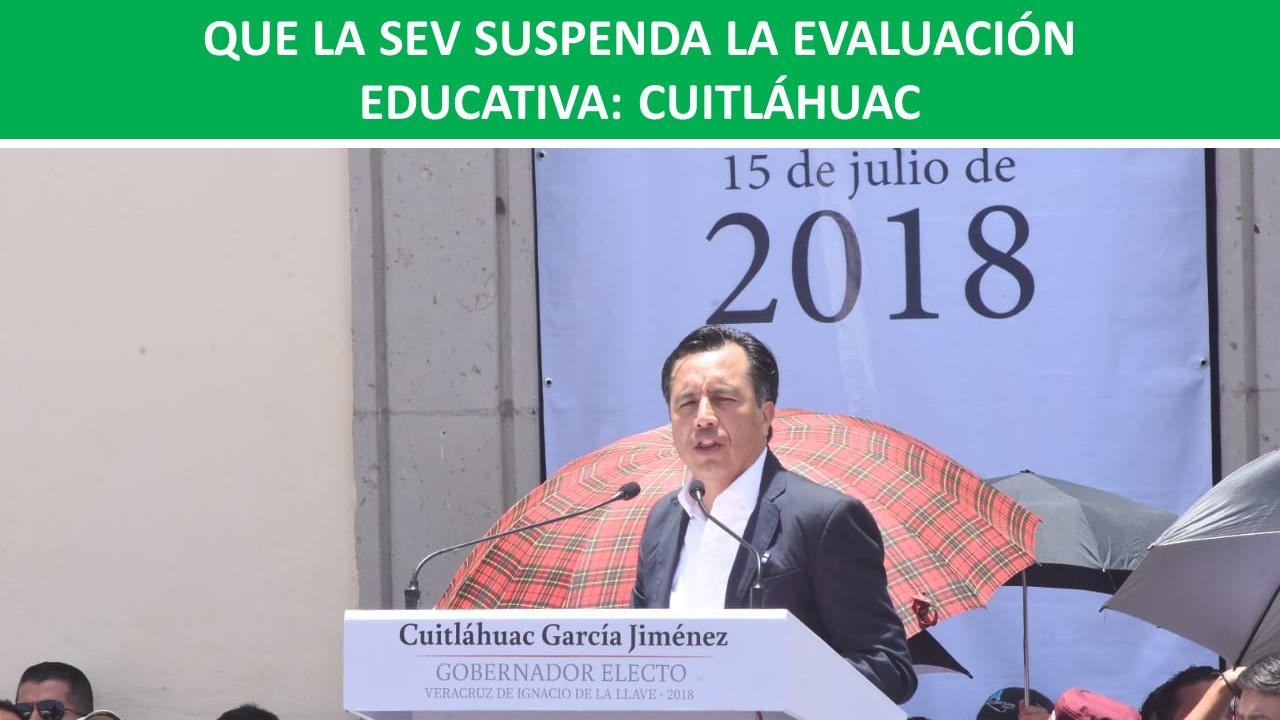 EVALUACIÓN EDUCATIVA: CUITLÁHUAC
