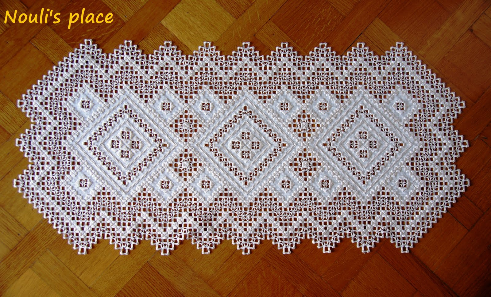 Hardanger Embroidery Free Patterns