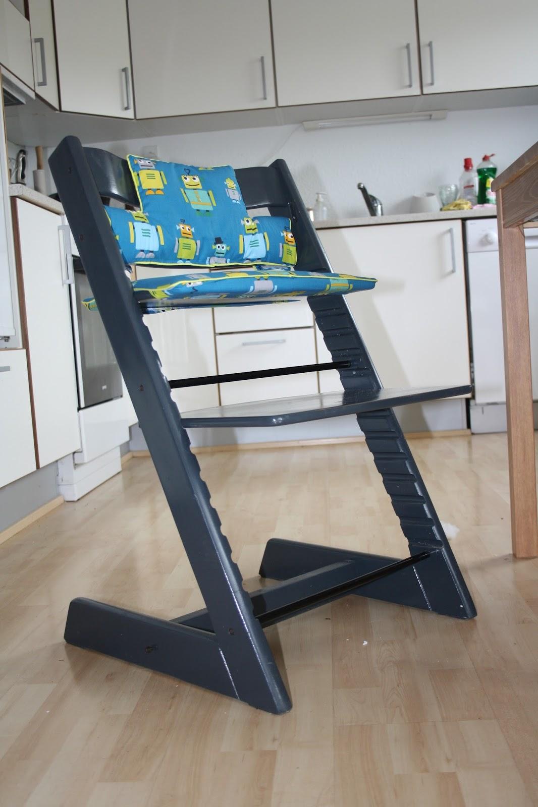hverdags mor diy hynde til stokke trip trap stol. Black Bedroom Furniture Sets. Home Design Ideas