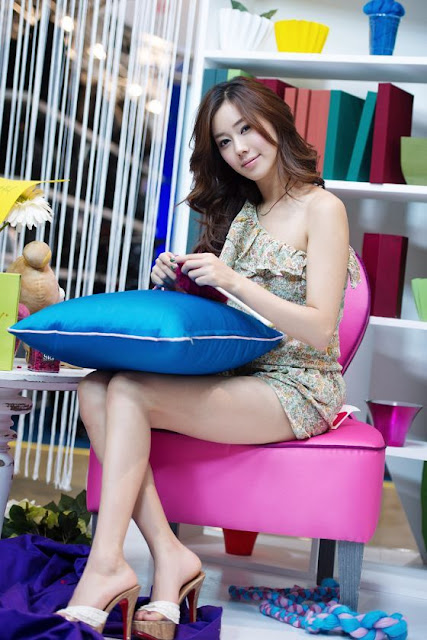 Kim Ha Yul in KOBA Event 2011