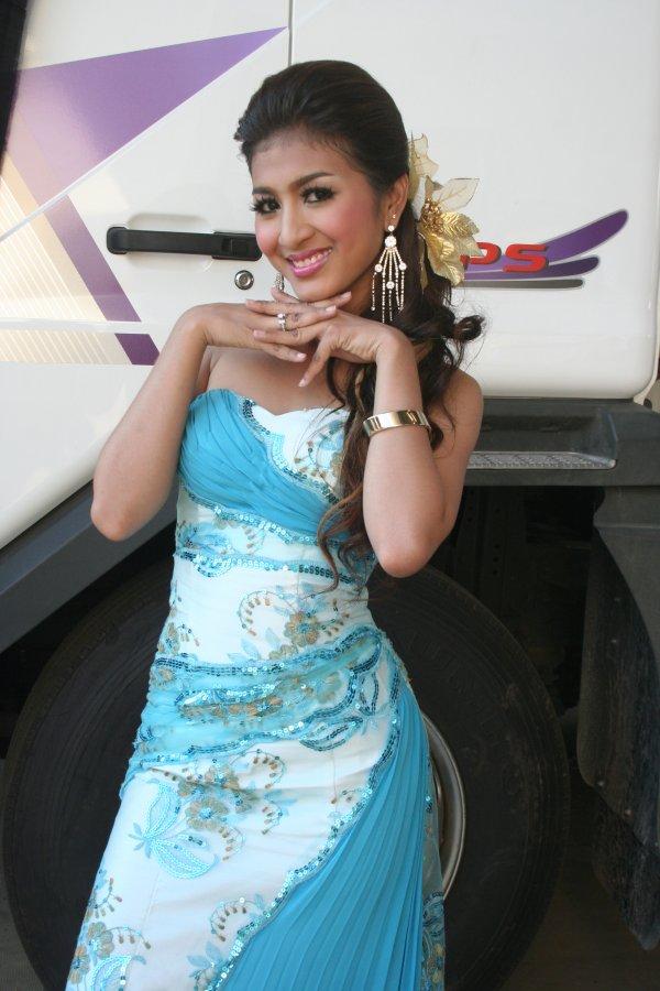 Danh Monika Freshie girl of Cambodia and cute girls