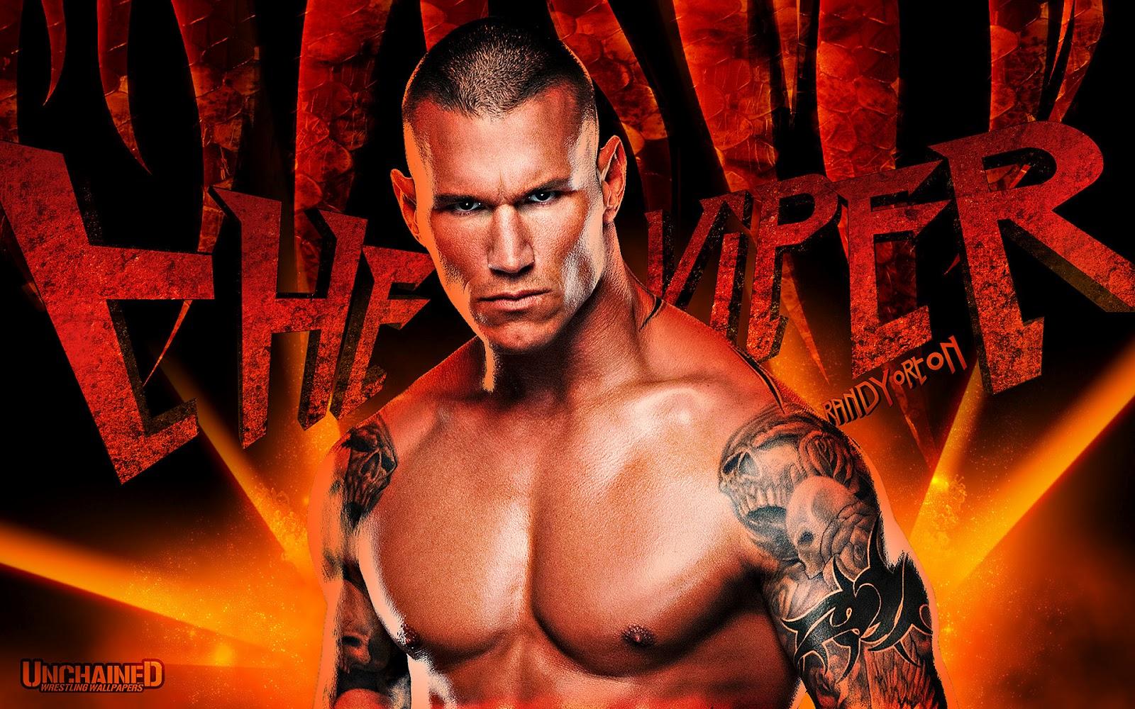 WWE Randy Orton 2012
