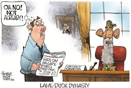 Duck Dynasty Cartoon