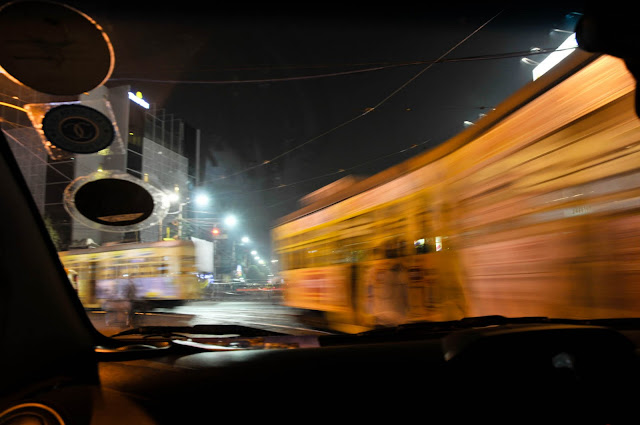 Calcutta Trams with the Nikon D300 and Nikon 18-200 VR