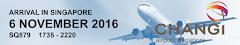 Changi Airport Arrival Flight Status
