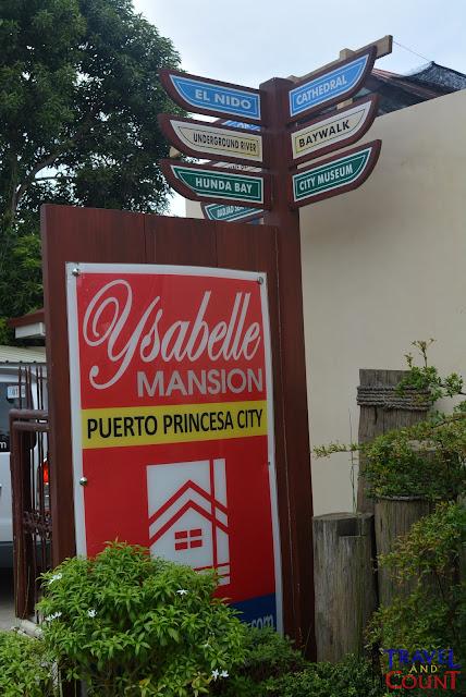 Ysabelle Mansion Entrance