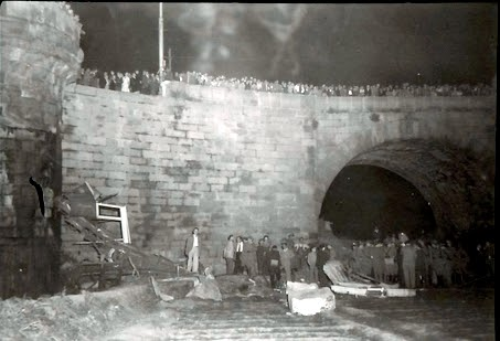Historias matritenses el accidente tranviario del puente de toledo 1 parte - Puerta de madrid periodico ...