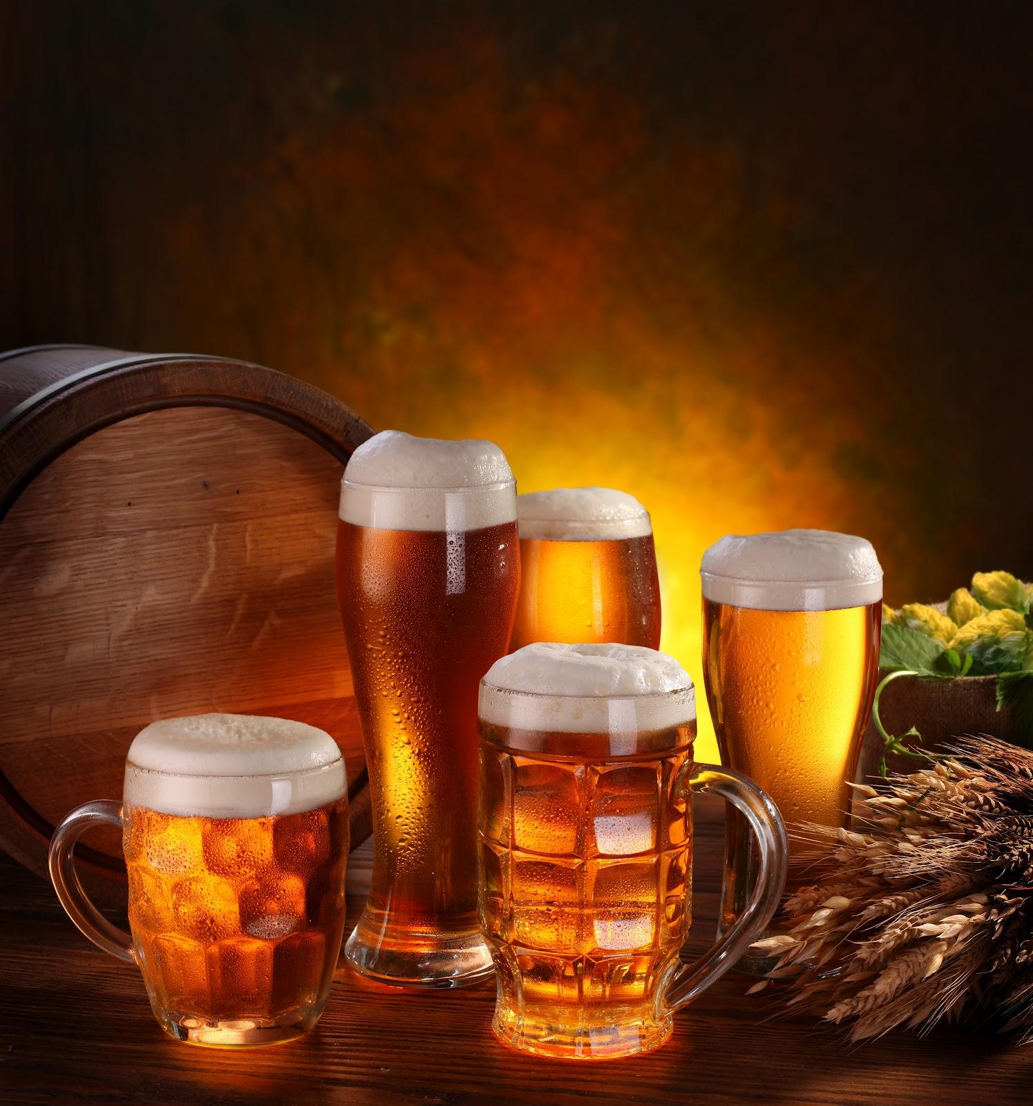 Craft beer wallpaper