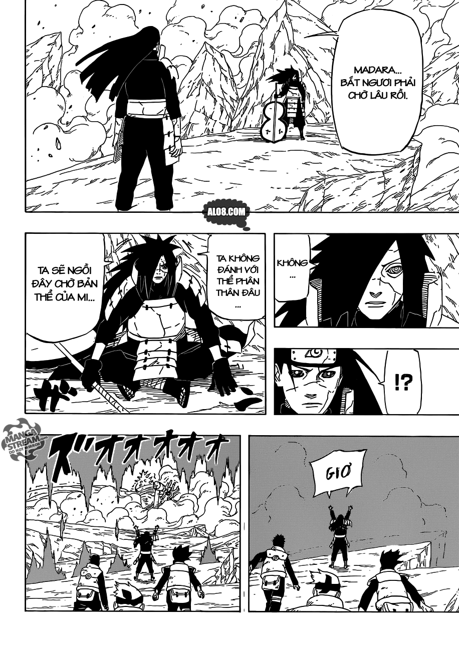 Naruto chap 632 Trang 10 - Mangak.info