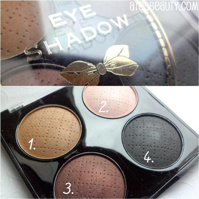 H&M, Eye Shadow, C'est Chic