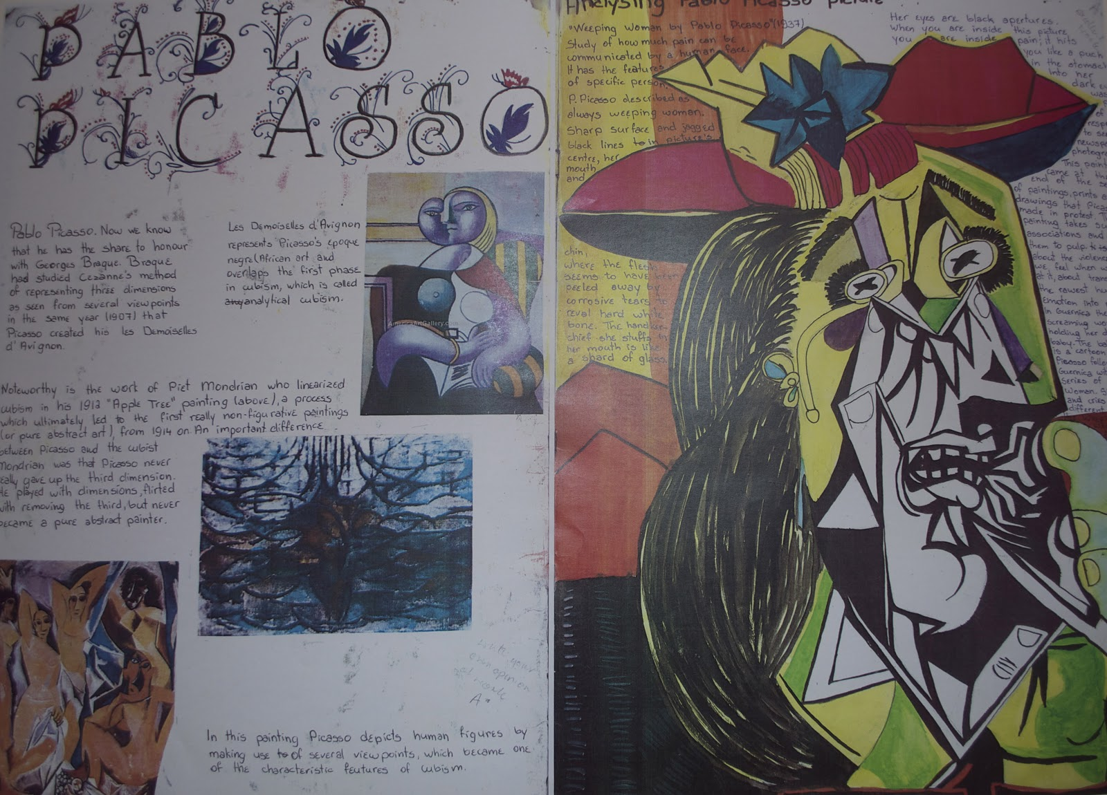 Essay On Pablo Picasso
