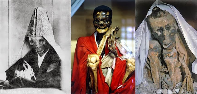 strange traditions of the world mummies