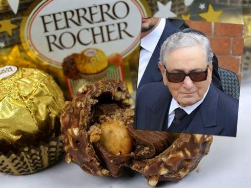 Pembuat Coklat Ferrero Rocher Meninggal Dunia