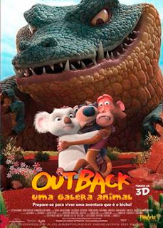capa Download – Outback: Uma Galera Animal – TS AVI Dublado