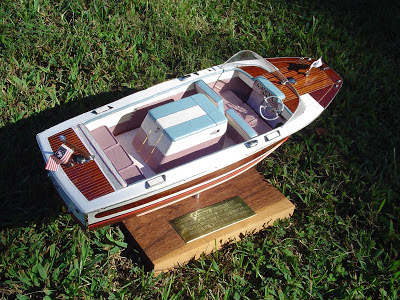 how to make a model boat